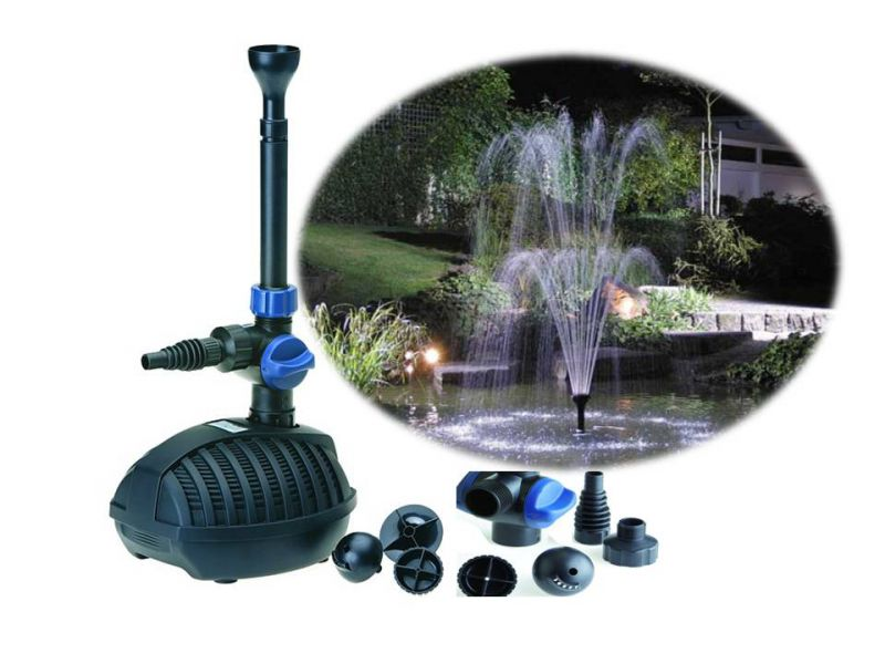 OASE AQUARIUS FOUNTAIN SET-2500 SÜS HAVUZU FISKİYE POMPASI